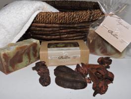 Fahéjas-mákos szappan