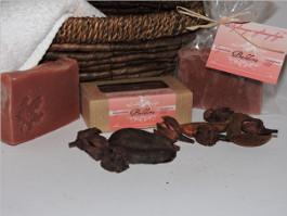 Szőlőmagos-szőlőmagolajos szappan